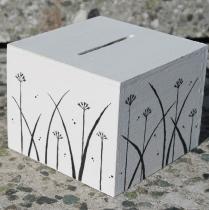 Mezi stébly trávy - pokladnička