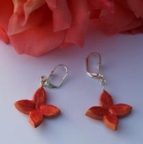 Květinky do růžovočervena